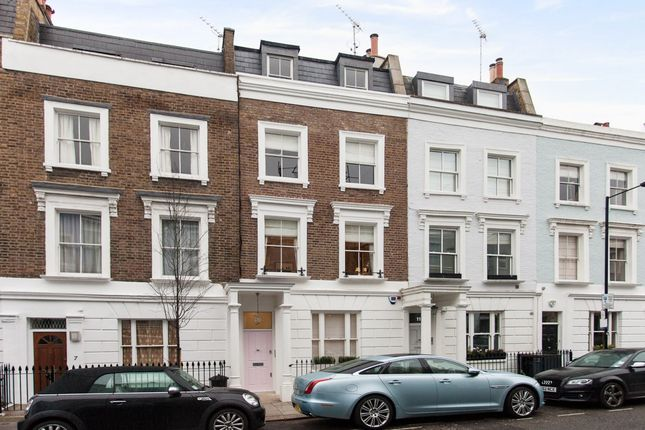 Thumbnail Property to rent in Courtnell Street, London