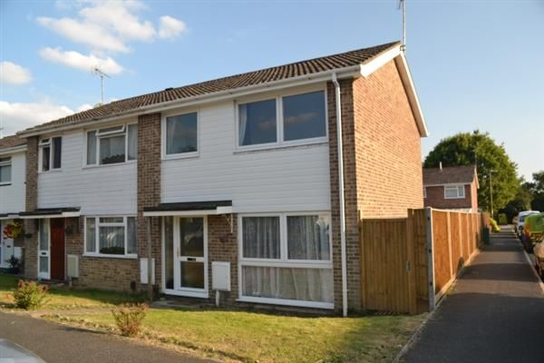 Thumbnail Semi-detached house to rent in Chatsworth Road, Eastleigh