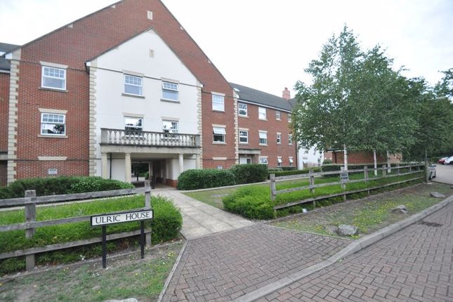 Front Aspect of Ulric House, Waleron Road, Elvetham Heath, Fleet GU51