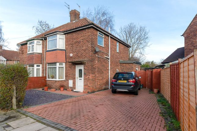 Thumbnail Semi-detached house to rent in Byland Avenue, York