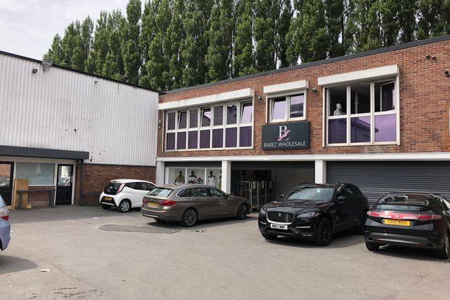 Thumbnail Warehouse for sale in 45 Bent Street, Cheetham Hill