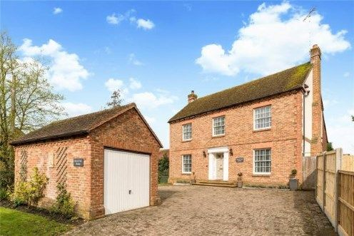 Thumbnail Detached house for sale in Petworth, West Sussex, UK