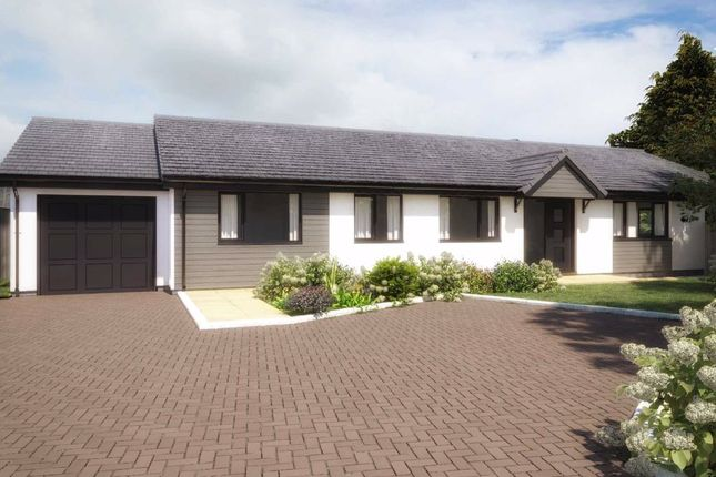 Thumbnail Bungalow for sale in Meadow Drive, Weston-In-Gordano, Bristol