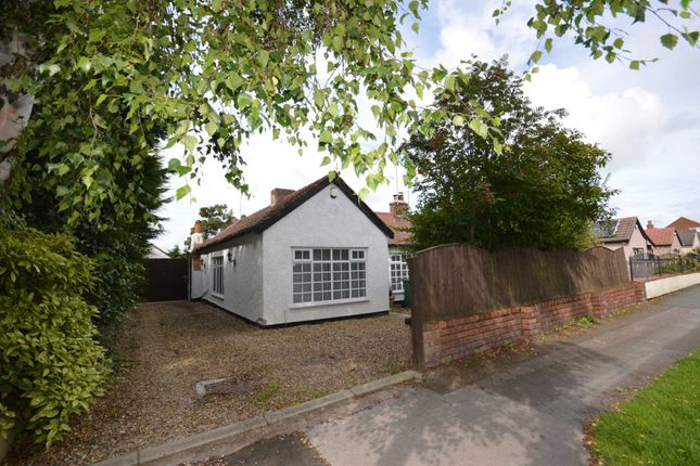 Thumbnail 3 bed semi-detached bungalow for sale in Pensby Road, Heswall, Wirral