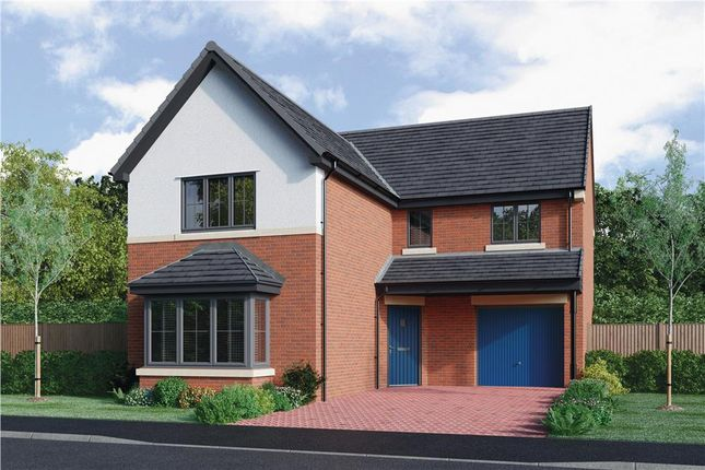 """Thumbnail 4 bed detached house for sale in """"The Fenwick Alternative"""" at Roundhill Road, Hurworth, Darlington"""