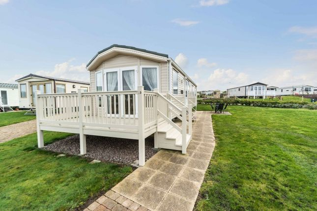 Thumbnail Mobile/park home for sale in Winchester Seton Sands Caravan Park, Links Road, Port Seton, East Lothian