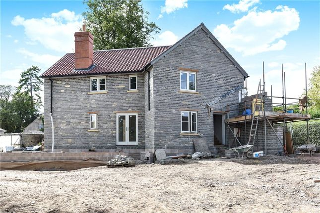 Thumbnail Detached house for sale in Masters Court, Kingsdon, Somerton, Somerset