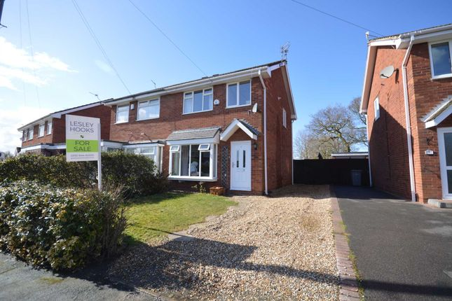 Thumbnail Semi-detached house for sale in Fulbrook Road, Spital, Wirral