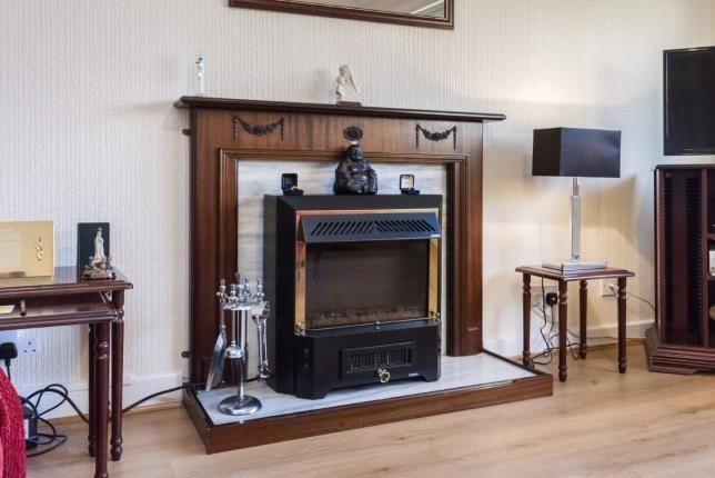 Fireplace of Springbank Road, Paisley, Renfrewshire PA3