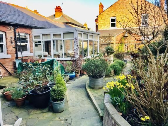 Garden of Liverpool Road, Chester, Cheshire CH2