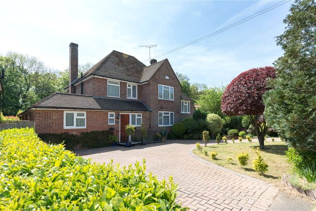 Thumbnail Detached house for sale in Howards Wood Drive, Gerrards Cross, Buckinghamshire