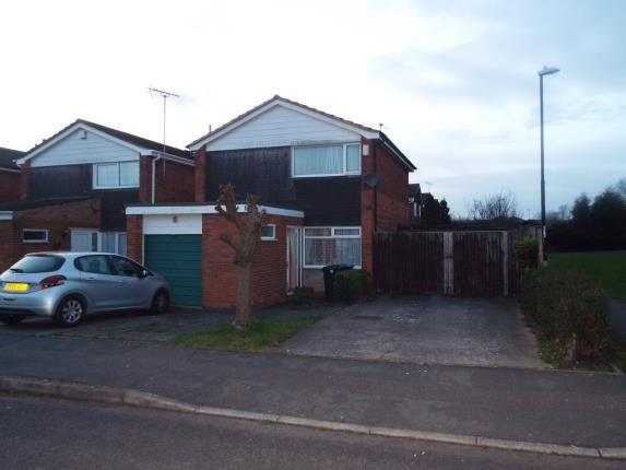 Thumbnail Detached house for sale in Joseph Creighton Close, Binley, Coventry, West Midlands