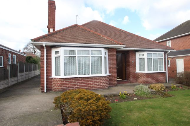 Thumbnail Detached bungalow to rent in Holly Grove, Wath Upon Dearne, Rotherham