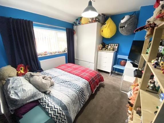 Bedroom Two of Gwernaffield Road, Mold, Flintshire CH7