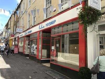 Thumbnail Retail premises to let in 22-24 Union Passage, Bath, Bath And North East Somerset
