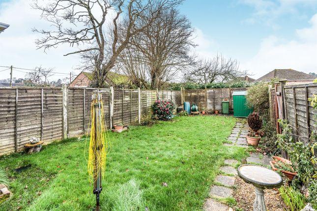 Thumbnail Semi-detached house for sale in Quob Lane, West End, Southampton