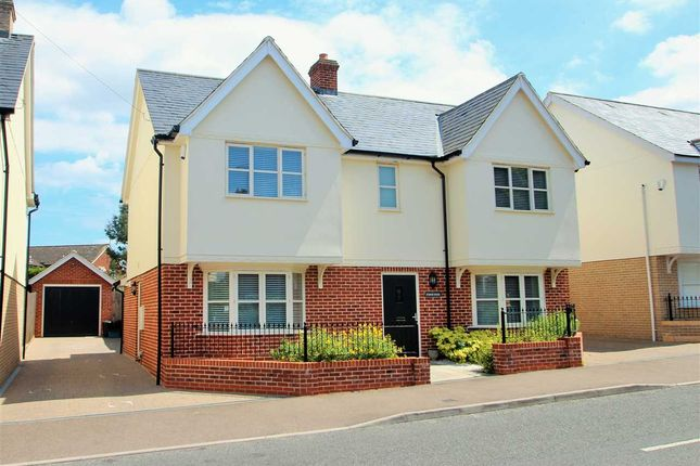 Thumbnail Detached house for sale in Crown Street, Dedham, Colchester
