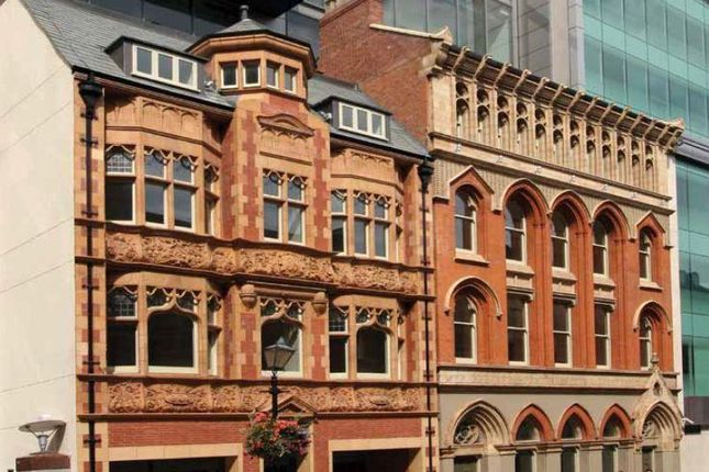 Office to let in Edmund Street, Birmingham
