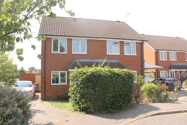 Thumbnail Semi-detached house to rent in Scopes Road, Kesgrave, Ipswich