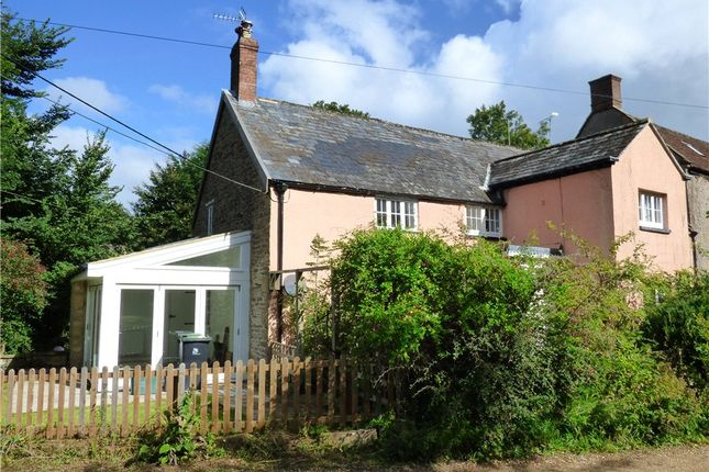 Thumbnail Semi-detached house for sale in Grove Cottages, Mill Lane, Chetnole, Sherborne