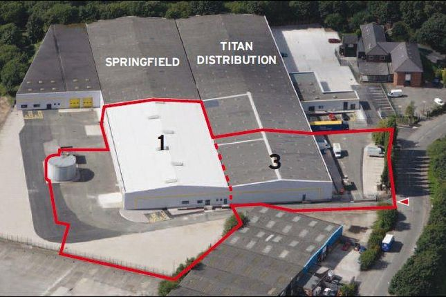 Thumbnail Light industrial to let in Abbotsfield Road, Reginald Road Industrial Estate, St. Helens