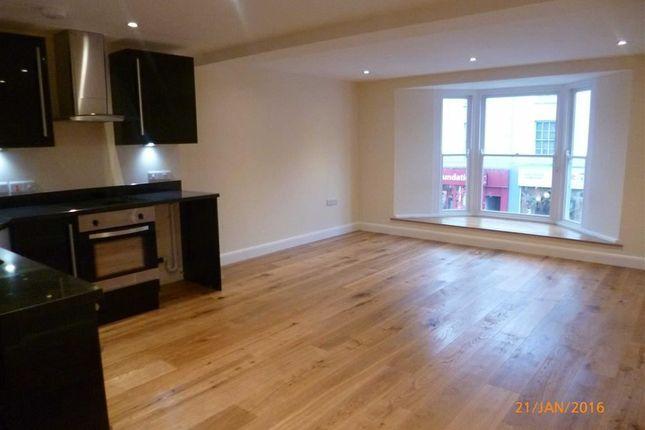Thumbnail Flat to rent in Flat B, 18, Broad Street, Welshpool, Powys