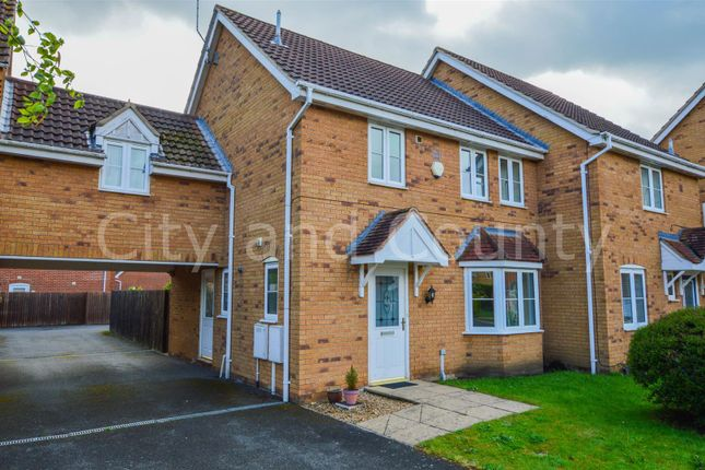 4 bed semi-detached house for sale in Jubilee Way, Crowland, Peterborough PE6