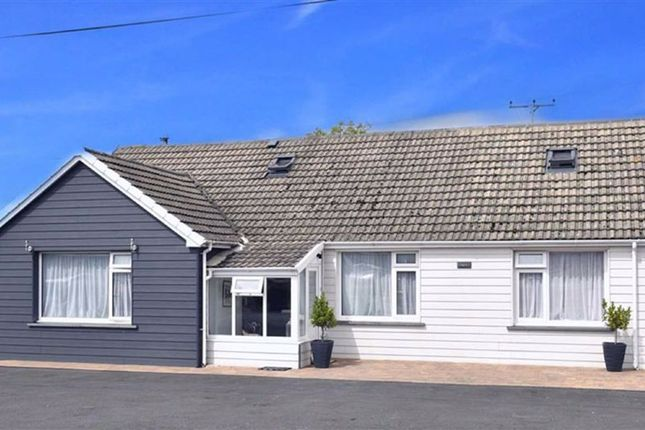 Thumbnail Detached bungalow for sale in Feidr Fawr, Penybryn, Pembrokeshire