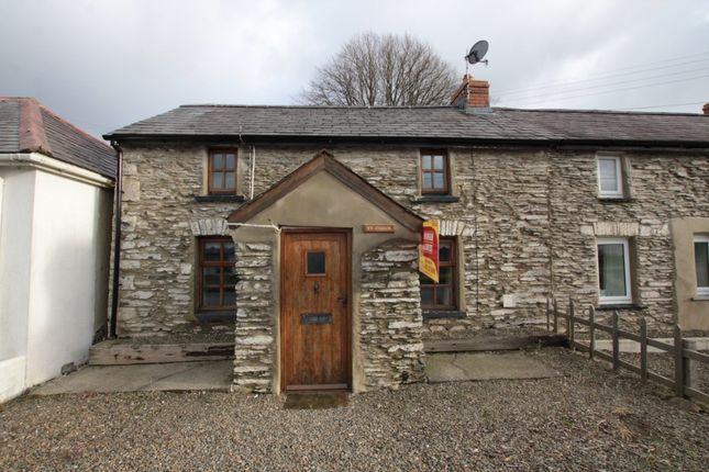 Thumbnail Cottage for sale in Talgarreg, Llandysul