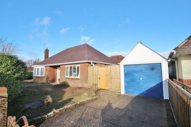Thumbnail Detached bungalow to rent in Cranleigh Gardens, Southbourne, Bournemouth