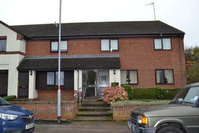 Front of Homestead Way, Kingsley, Northampton NN2