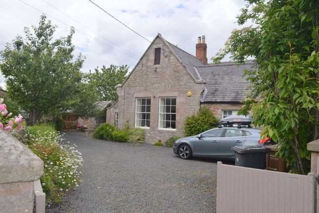 Thumbnail Detached house for sale in Ancroft, Berwick-Upon-Tweed