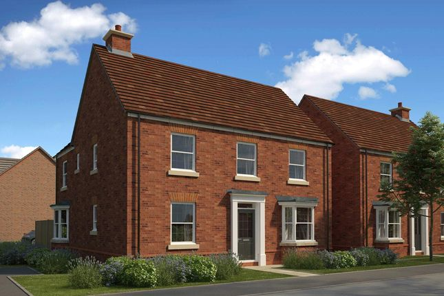 Thumbnail Detached house for sale in Plot 9 Post Office Lane, Kempsey, Worcester
