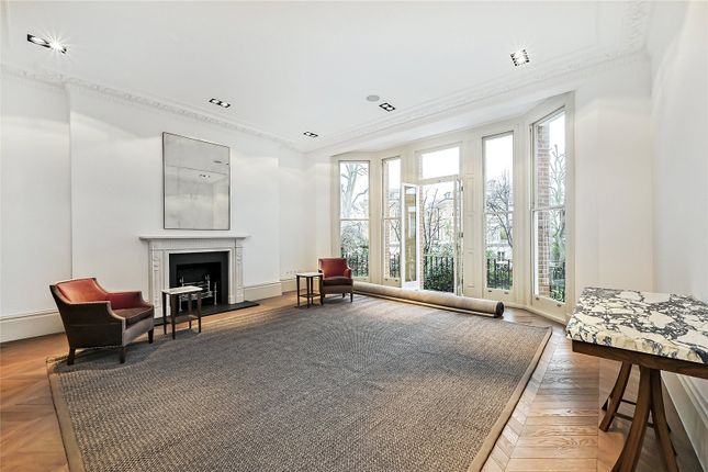 Thumbnail End terrace house to rent in Cresswell Gardens, Chelsea, London