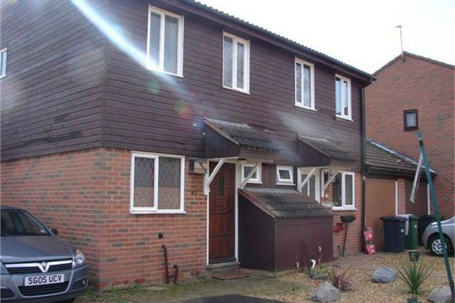 Thumbnail Semi-detached house to rent in Bryan Close, Ramsey, Huntingdon