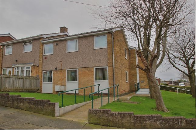 Thumbnail Flat to rent in Borrowdale Gardens, Gateshead