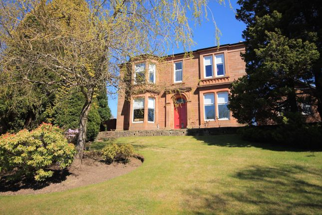 Thumbnail Property for sale in Glasgow Road, Uddingston, Glasgow