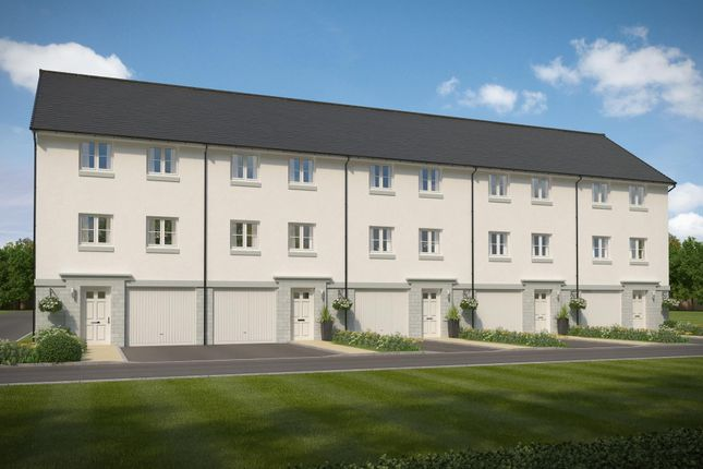 "Thumbnail Terraced house for sale in ""Lauriston"" at Berryden Road, Aberdeen"