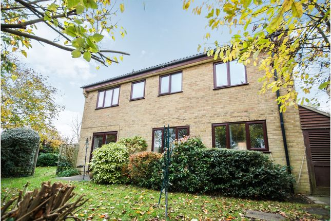 Thumbnail Detached house for sale in Woodlands Close, Cople, Bedford
