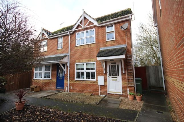 Thumbnail Semi-detached house to rent in Upper Acres, Witham, Essex