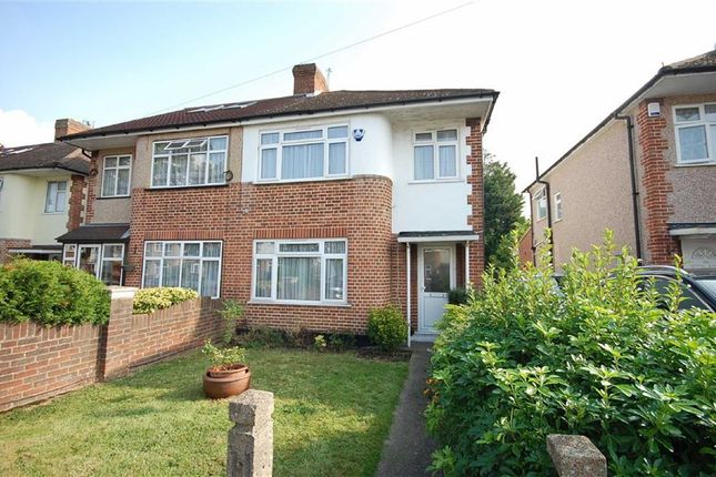 3 bed terraced house to rent in Long Drive, South Ruislip, Ruislip
