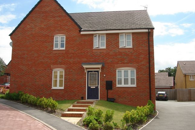 Thumbnail Terraced house to rent in Ampleforth Lane, Leicester