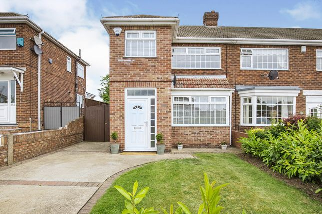 3 bed end terrace house for sale in Penshurst Road, Cleethorpes DN35