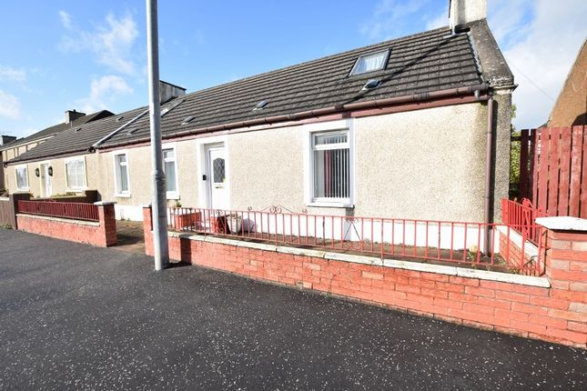 Thumbnail Semi-detached bungalow for sale in Cambusnethan Street, Wishaw