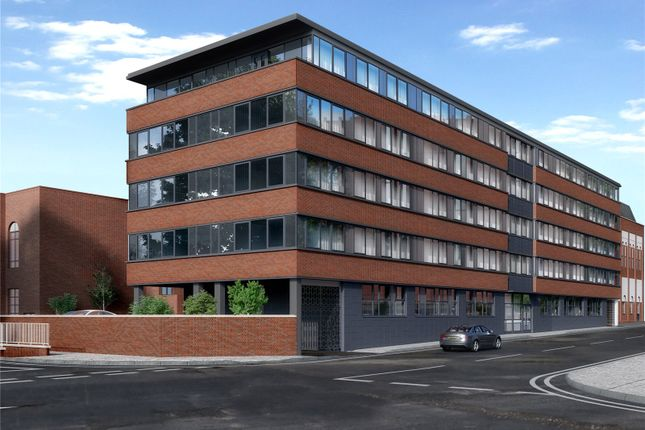 Thumbnail Flat for sale in Portland Place, 8 Ogle Road, Southampton