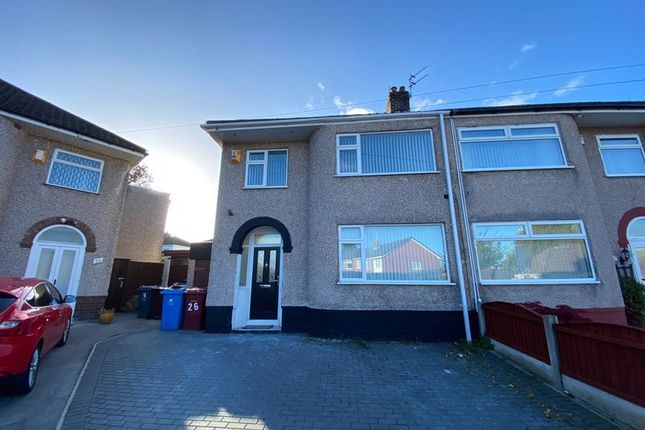 3 bed semi-detached house to rent in Maple Crescent, Huyton, Liverpool L36