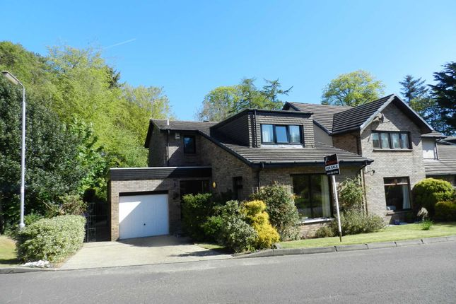 Thumbnail Detached house for sale in Dunchattan Way, Troon