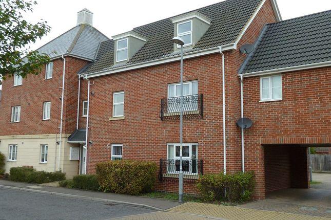 Thumbnail Flat to rent in Bullfinch Drive, Harleston, Norfolk