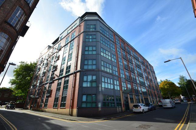 External of Woolpack Lane, Nottingham NG1