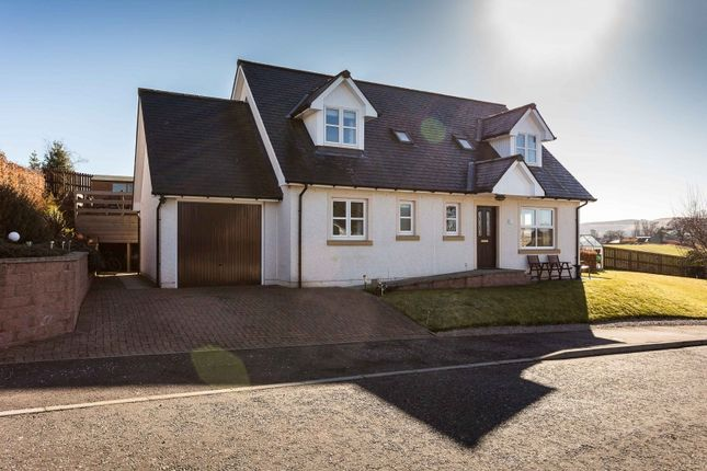 Thumbnail Detached house for sale in The Glebe, Tannadice, Forfar